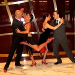 Argentine Tango Show with two Couples